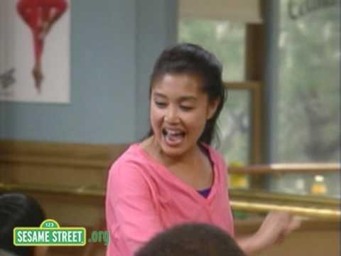 Sesame Street: T Dance