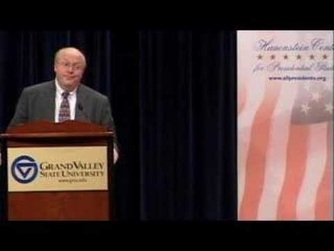 Richard Norton Smith on Roosevelt and Reagan (6 of 9)