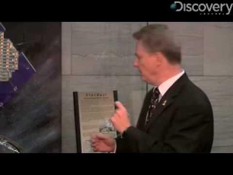 Stardust Settles into Smithsonian