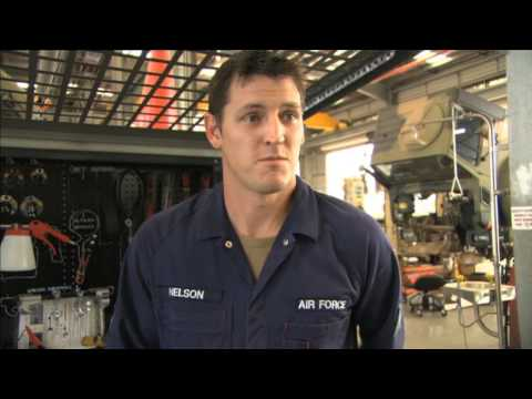 RAAF - Ground Support Equipment Fitter GSEFITT
