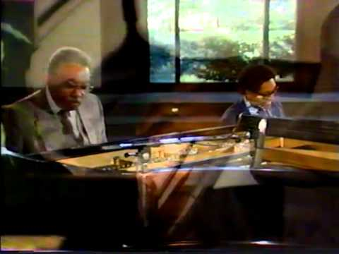 The Joy of Piano Collaboration - Billy Taylor and Ellis Marsalis