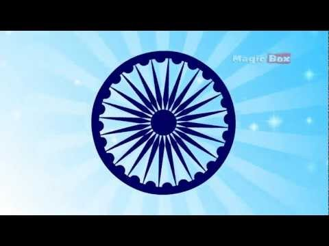 Namadu Kodi - National Flag - CHELLAME CHELLAM VOLUME 4 TAMIL ANIMATED NURSERY RHYMES