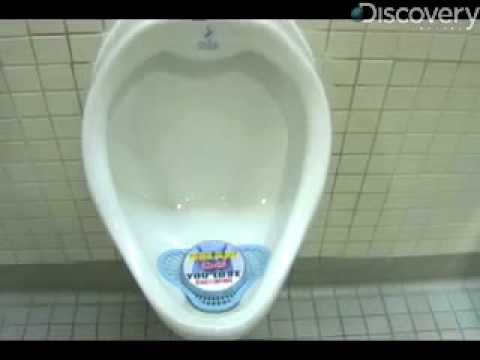 Talking Urinal Dispenses Advice