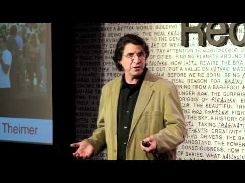 "TEDxRedding - James Theimer - Designing for the World ""In Between"""