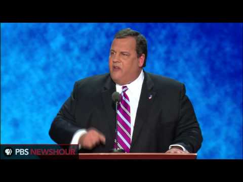 "New Jersey Gov. Chris Christie: ""What Matters Now is What We Do"""