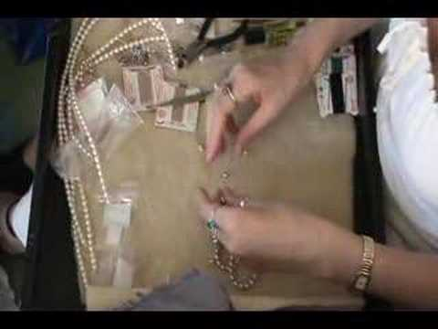 Pearl Knotting 101 - Part 1