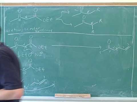 Reactions of enamines and enolates (26)