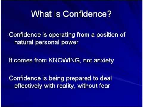 Psychology of Trading - Courage Vs Confidence