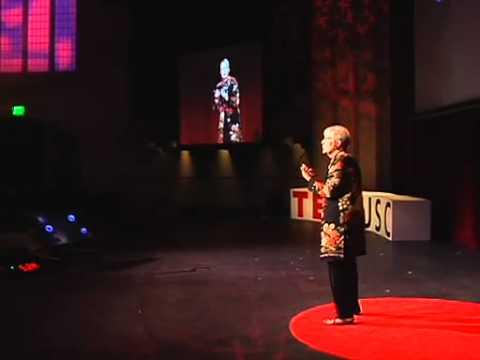 TEDxUSC - Dr. Jill Tarter - The Search for Cosmic Company
