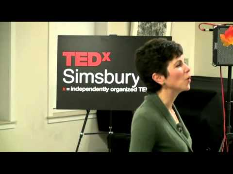 TEDxSimsbury - Kathy McAfee -- If You Can't Be Reproductive, Then Be Productive