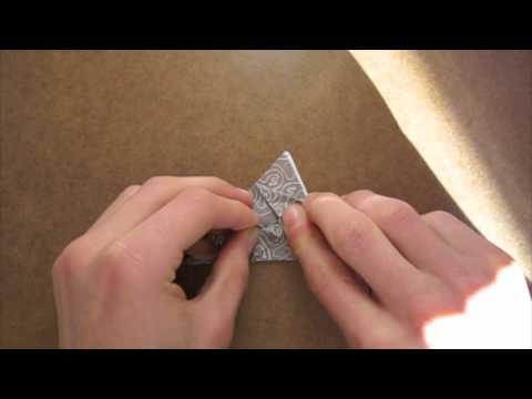 Origami Sea Urchin