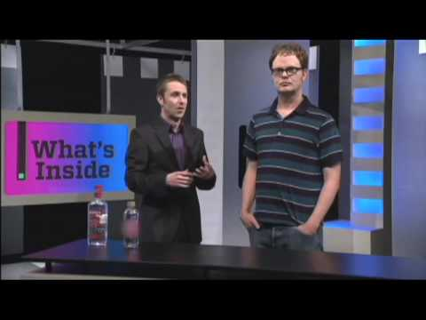 WIRED SCIENCE | What's Inside Rainn Wilson? | PBS