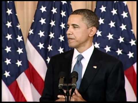 President Obama: Greatest Middle East resource is its people (Persian audio)
