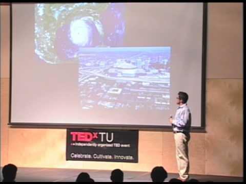 TEDxTU - Matthew Deitch - Rebuilding New Orleans Through Creative Financing