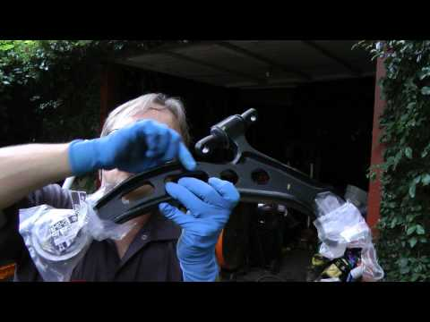 Replacing A Lower Control Arm