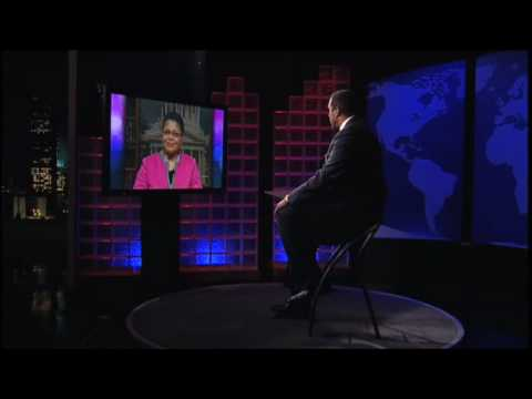 TAVIS SMILEY | Guest: Karen Bass | PBS