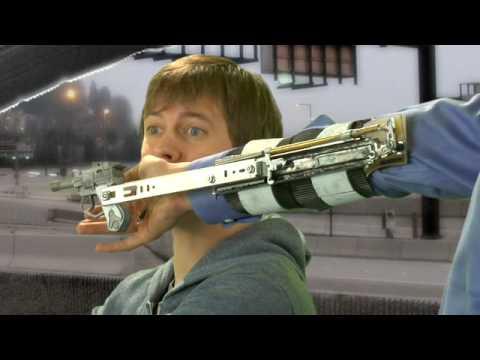 Pop Goes the Gun-Weasel : BFX : Original Short