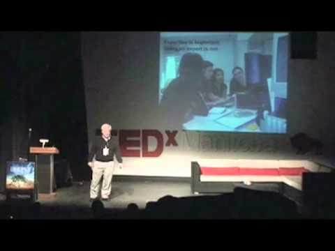 TEDxManitoba - Les Foltos - Peer Coaching -- 21st Century Teacher Skills