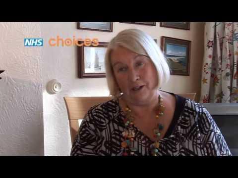 Osteoarthritis: Elaine's story