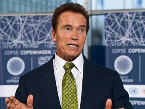 Schwarzenegger: Cities Key to Fighting Climate Change