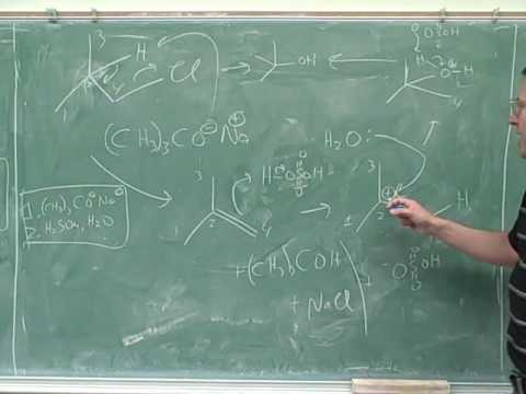 Synthesis using addition to alkenes (4)