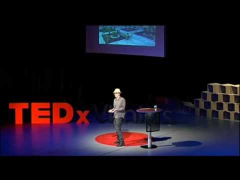 TEDxVilnius - Mark Splinter - Extreme Tourism in Kabul