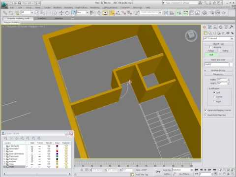 Working with AEC Objects - Part 1