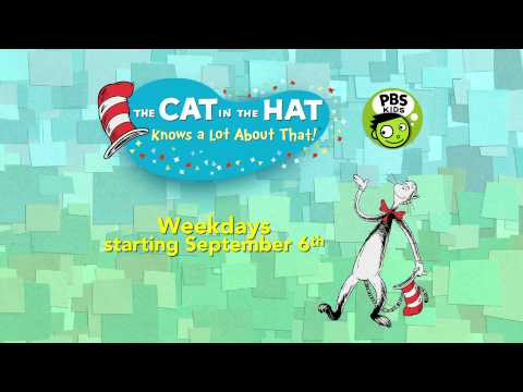 The Cat in the Hat Knows a Lot About That! 3...2...1 Adventure! | PBS KIDS