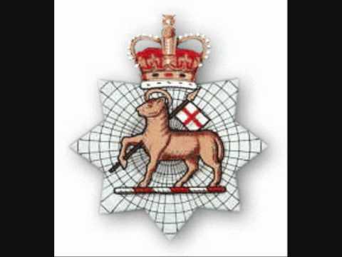 Queen's Royal Surrey Regiment (Quick March)
