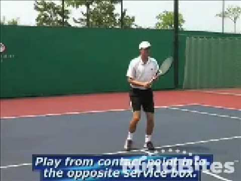 Tennis Forehand Lesson For Beginners