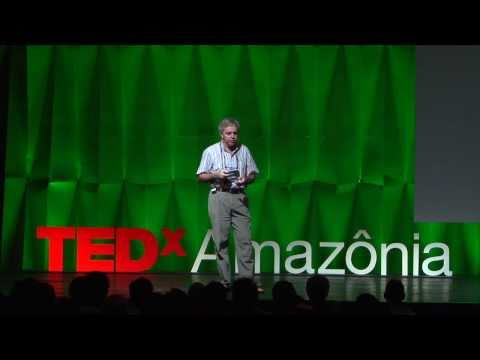 TEDxAmazonia - Antonio Donato Nobre | He shows that there is a river above us - Nov.2011