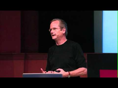 TEDxBoston - Lawrence Lessig - Of By 4