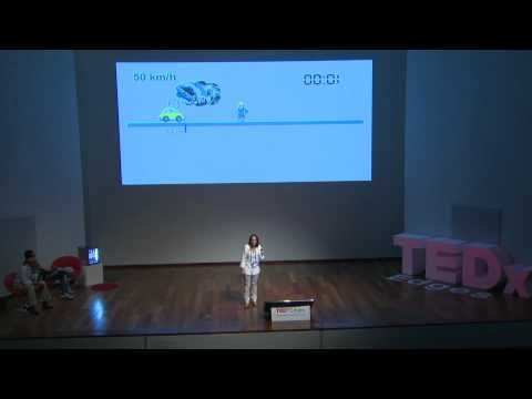 "TEDxEdges 2011 - Ana Mourão - ""Newton's Laws on the roads"""