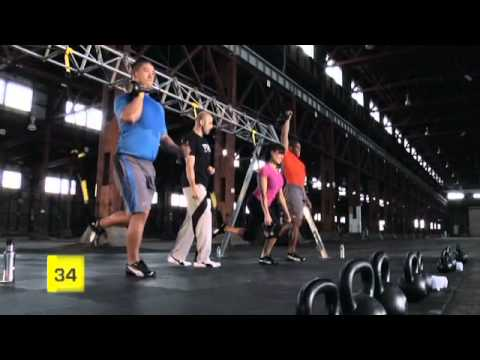 TRX® Kettlebell: Iron Circuit Conditioning Preview