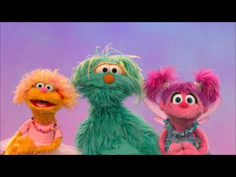 Sesame Street: Just Between Us Girls