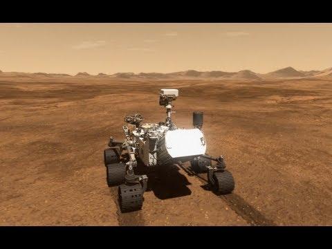 NASA | The Mars Chamber