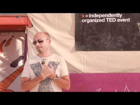 TEDxBlackRockCity - Tim Fielding - The Ghost in the Machine is a DJ