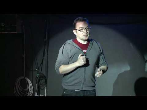 TEDxLiffey - Damien Mulley - The Accidental Businessman