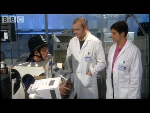 Robot Policeman - Big Train - BBC Comedy