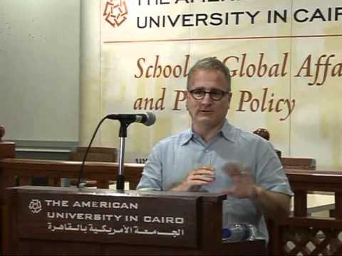 Scott Rubin discusses the future of the internet in the Arab World