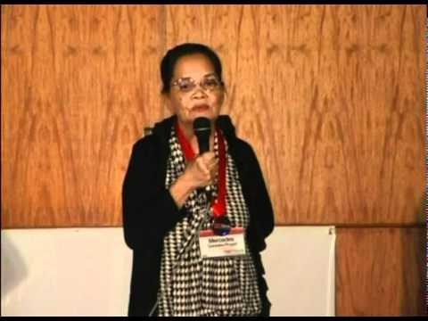 TEDxManila - Mercedes Gonzales-Pingad - 12/04/10