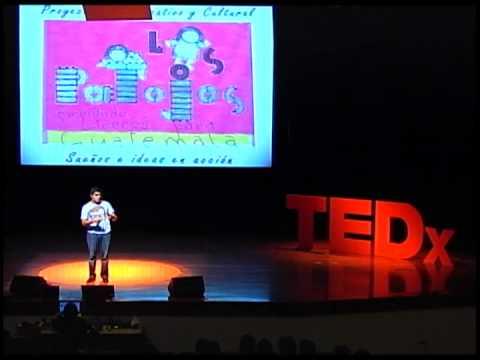 TEDxGuatemalaCity - Juan Pablo Romero - Sueños e ideas en acción: Educar para liberar
