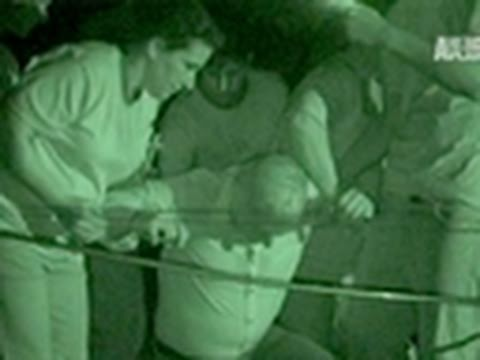 The Haunted- Demonologist Attacked