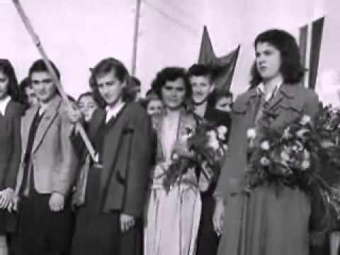 War Pictorial News, 1945: Albania (Tirana)
