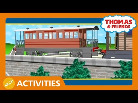 Thomas & Friends: Over the Bridge Play Along
