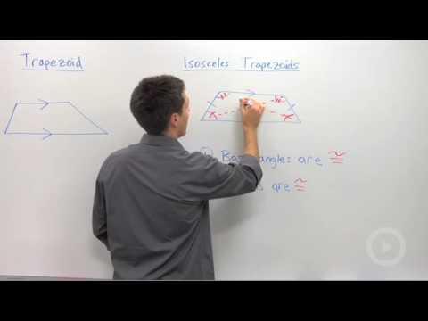 Trapezoid Properties