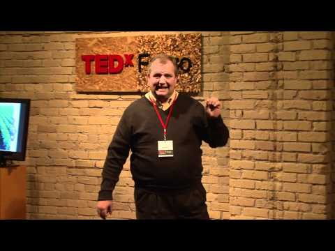TEDxFargo: Carl Peterson - The Challenge of Feeding a Growing Population
