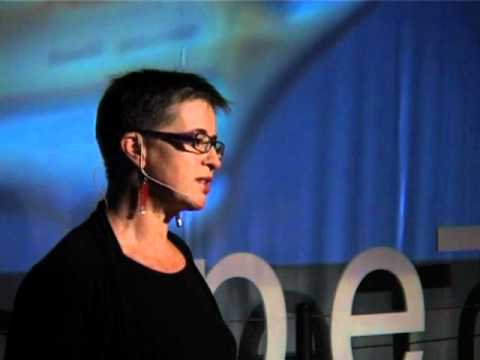 TEDxCapeTown: Alison Lewis - Be Bold And Mighty Forces Will Come To Your Aid