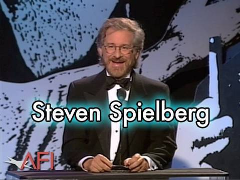 Steven Spielberg Salutes Martin Scorsese at the AFI Life Achievement Award