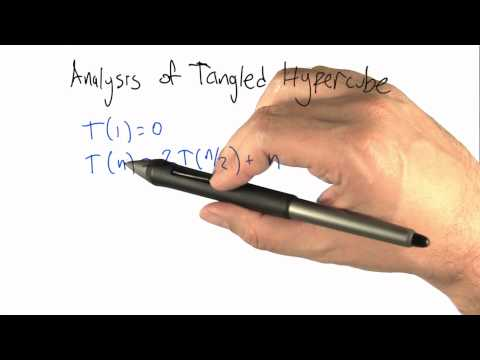 Tangled Hypercube Solution - Algorithms - Graphs - Udacity
